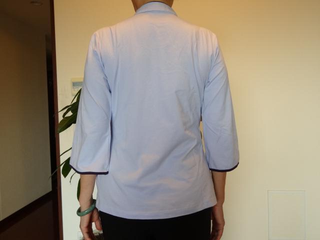 チャイナTシャツ
